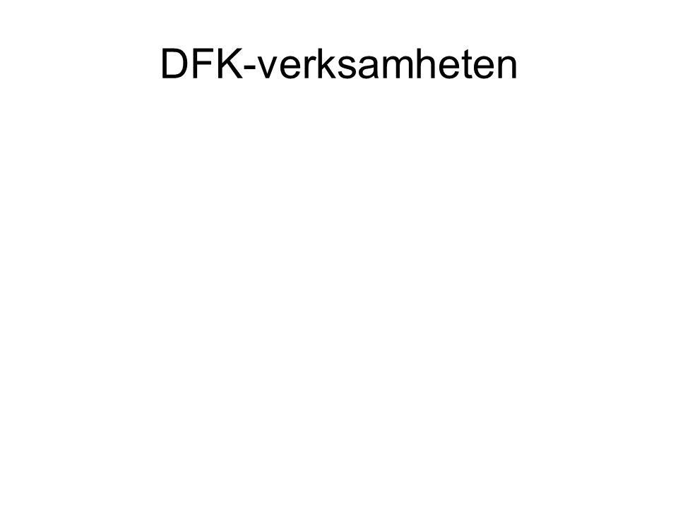 DFK-verksamheten