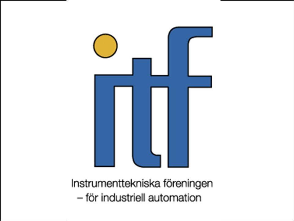 ITF Automationsdagar 2004, 1 ITF
