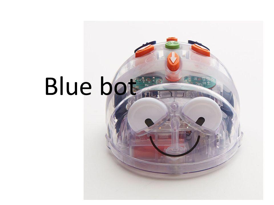 Blue bot