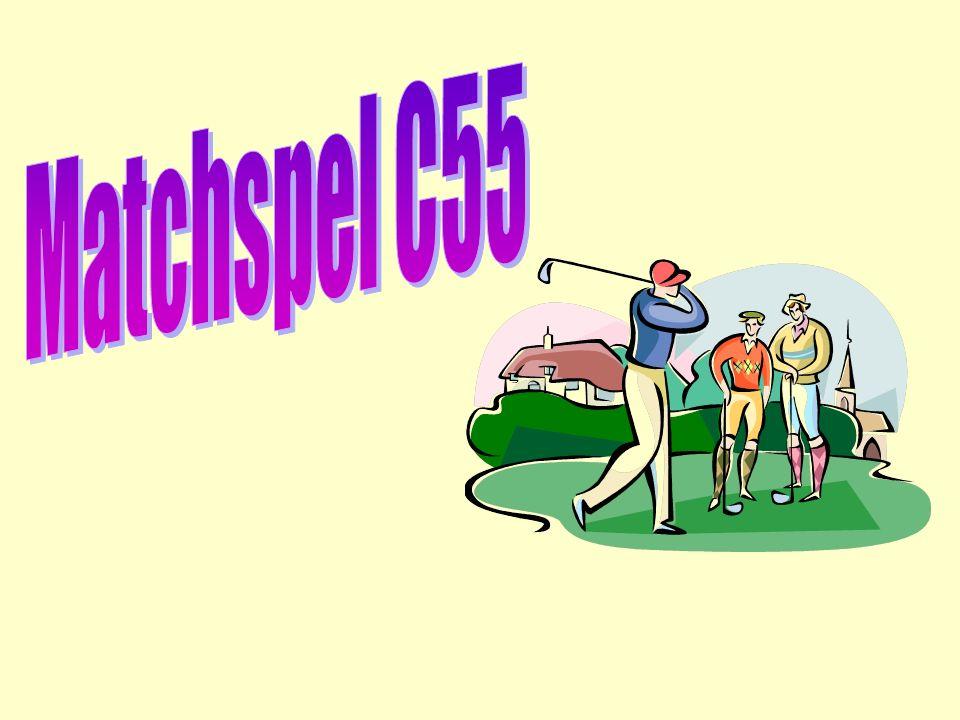 REGLER FÖR MATCHSPEL HERRAR C55, FALU BORLÄNGE GOLFKLUBB -De regler som gäller här är samma som matchspel enligt golfregelboken.