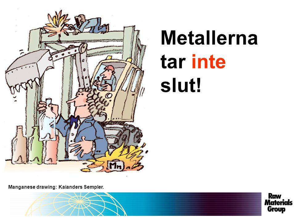 Metallerna tar inte slut! Manganese drawing: Kaianders Sempler.