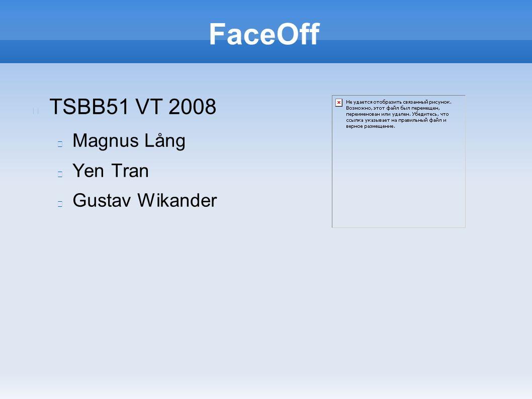 FaceOff TSBB51 VT 2008 Magnus Lång Yen Tran Gustav Wikander