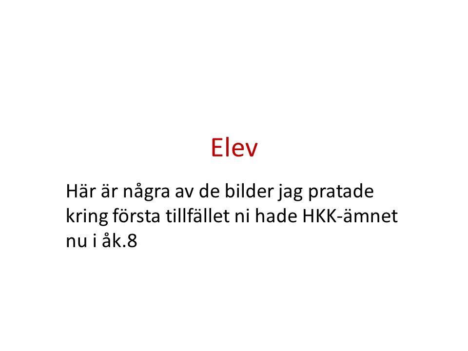 HKK åk.8