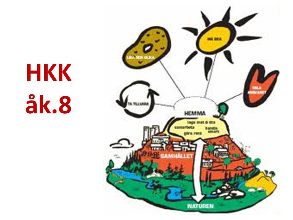 Hem-och Konsumentkunskap HKK (förkortning) H E M Hälsa Ekonomi Miljö