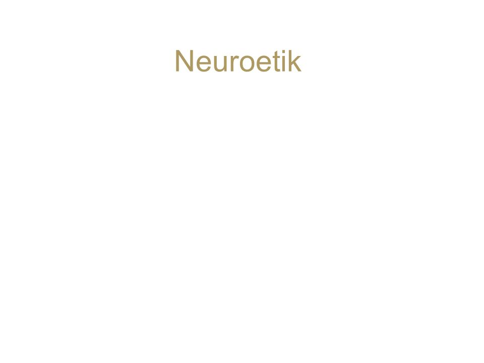 Neuroetik