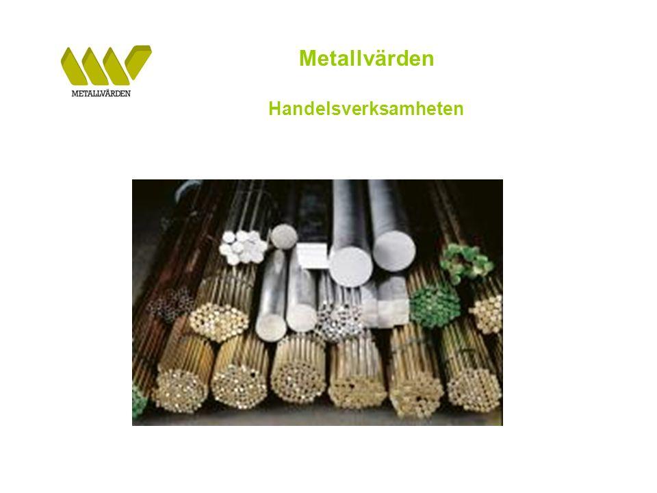 BILD Metallvärden Handelsverksamheten