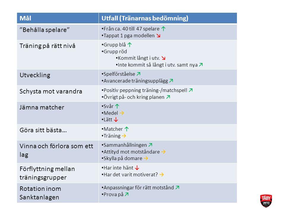TUFC P03 2014 Upplägg - förslag