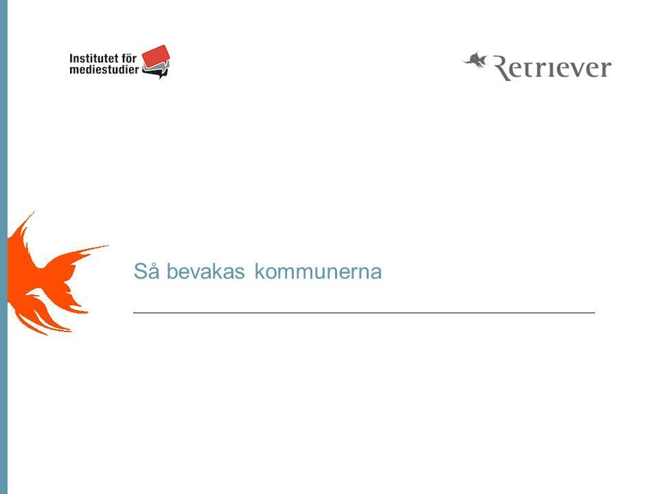 12 KAJSA BERGVALL Senior medieanalytiker kajsa.bergvall@retriever.se Tel.