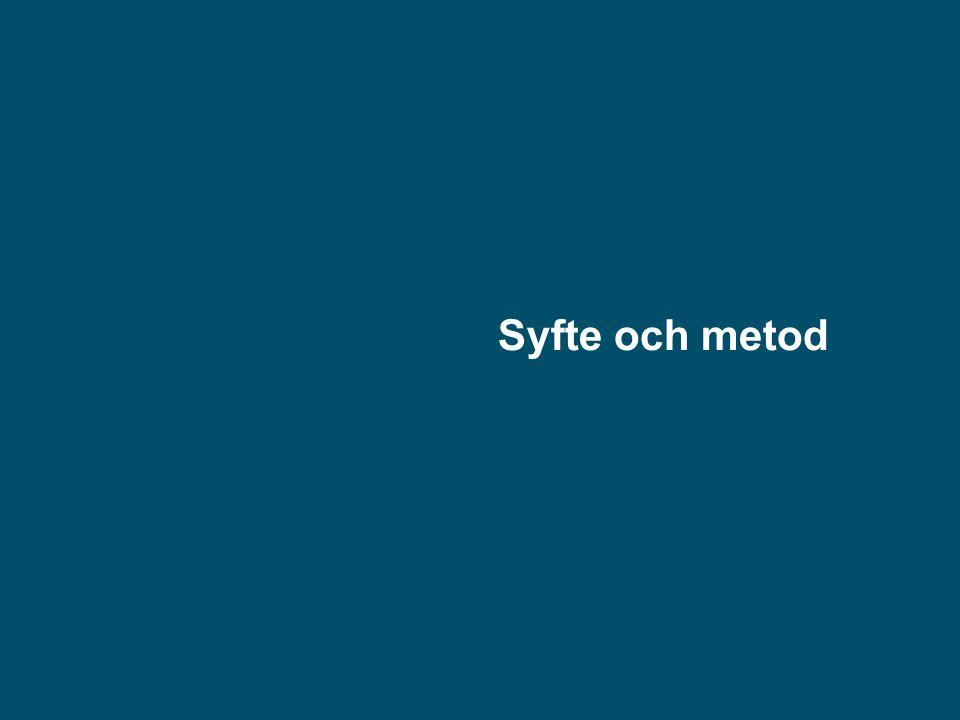© Synovate 2008 13S-115257 Jämförelse mellan Konsulter och Entreprenörer