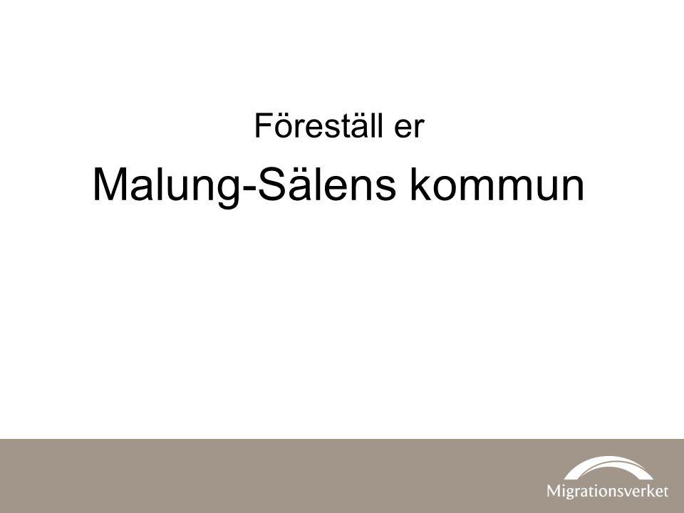 Föreställ er Malung-Sälens kommun