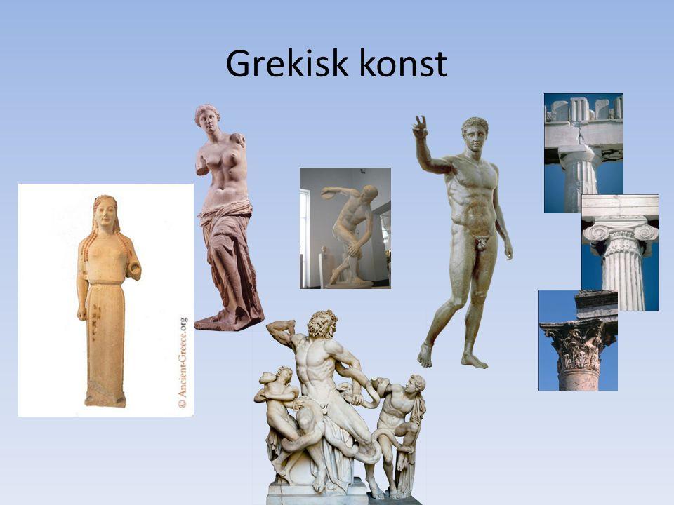 Grekisk konst