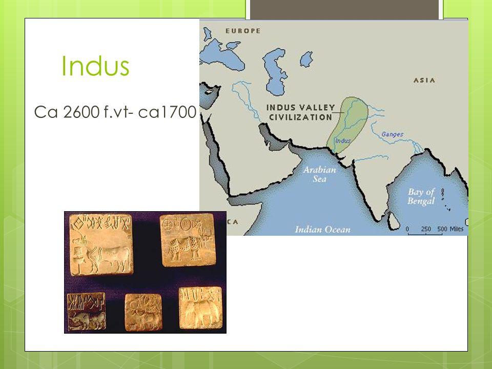 Indus Ca 2600 f.vt- ca1700 f.vt