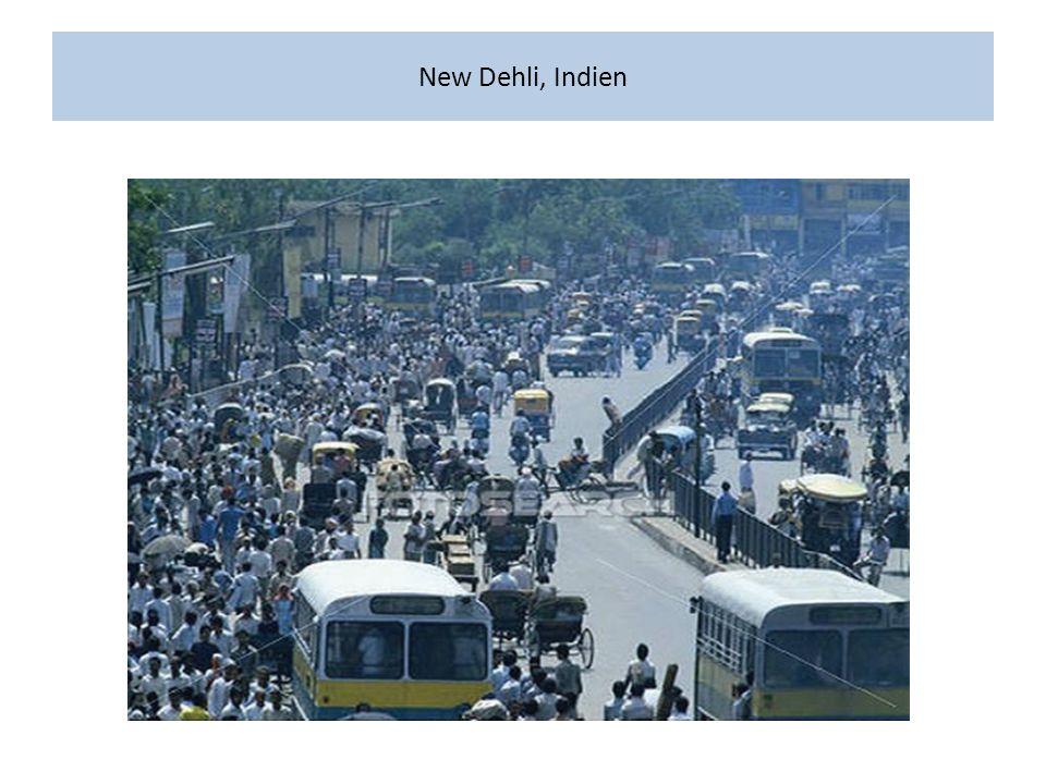 New Dehli, Indien