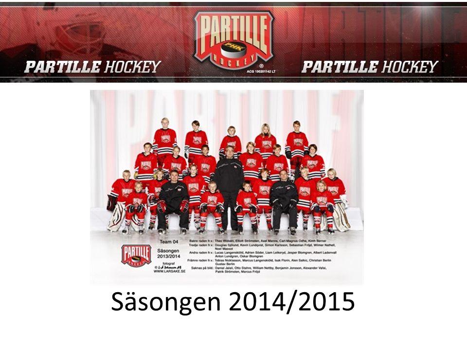 Säsongen 2014/2015