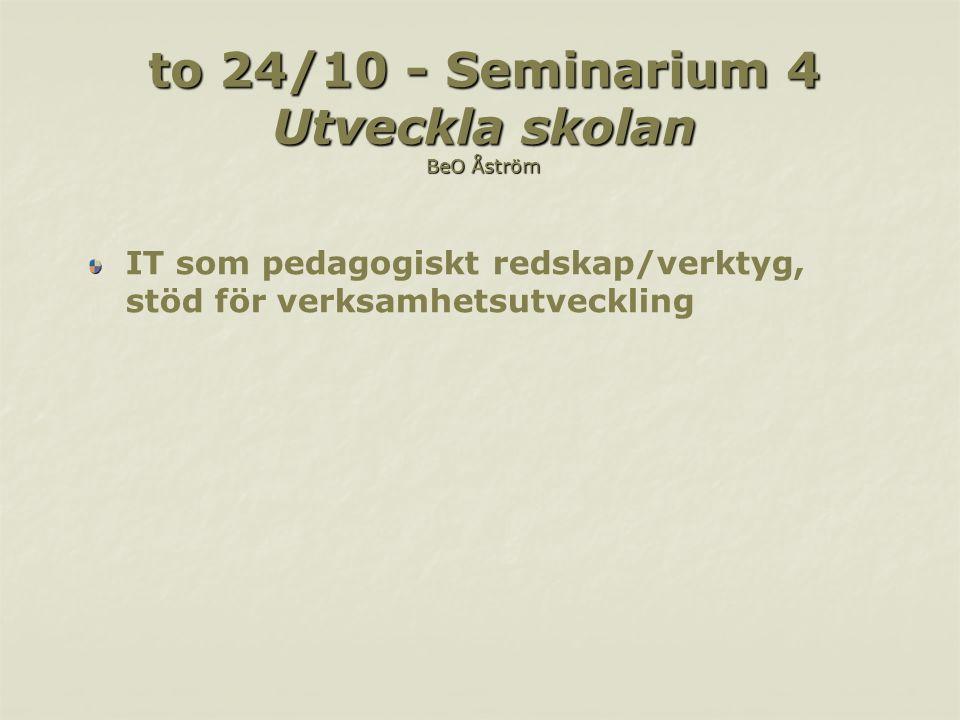 to 12/12 - Seminarium 5 Beställarkompetens Infrabas/Daniel Antonsson Att vilja, våga kunna samt hur man startar, leder ett arbete med IT på skola