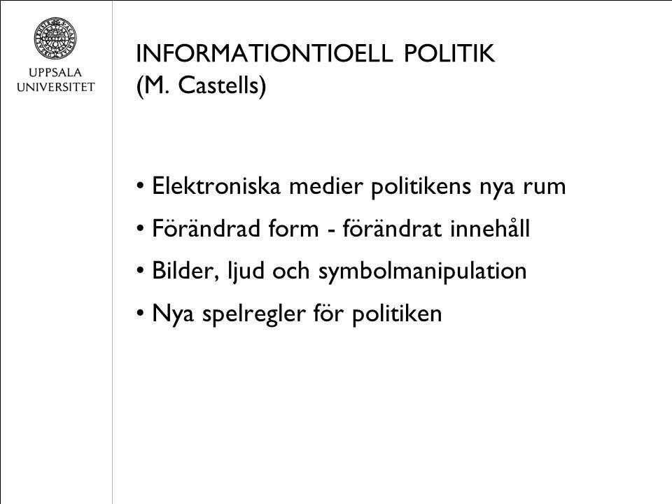 POLITIKENS ESTETISERING (H.