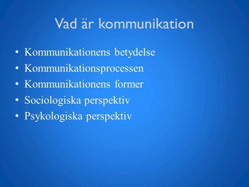 Verktyg i människors samspel betydelsen Intellektuellt Socialt Pyskologiskt