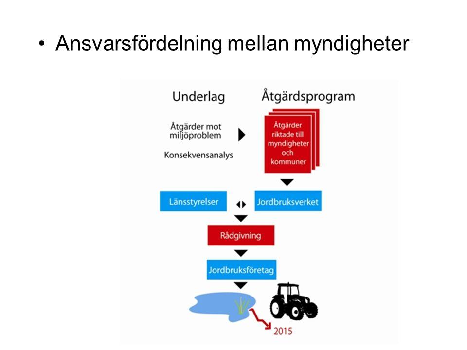 Vattendirektivets andra cykel 2016-2021 Uteblivna extraåtgärder i cykel 1 leder till stora förväntningar på desto fler åtgärder nu.