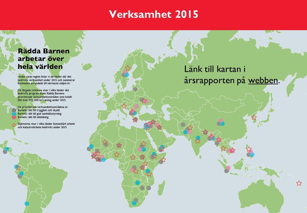 Verksamhet 2015 11 Länk till kartan i årsrapporten på webben.webben
