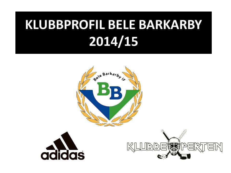 KLUBBPROFIL BELE BARKARBY 2014/15