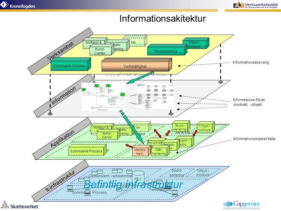 It-infrastruktur Applikation Information Verksamhet Tillsyn i konkurs Skuldsanering Summarisk Process Mottagn.& Distr.