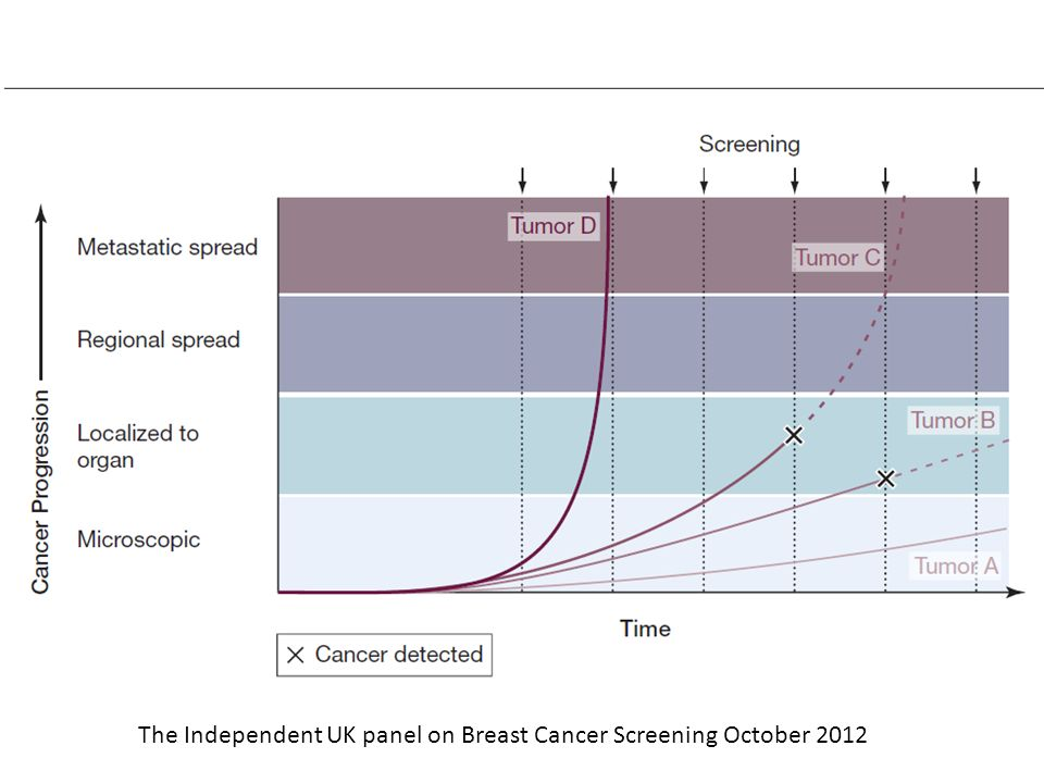 The Independent UK panel on Breast Cancer Screening October 2012