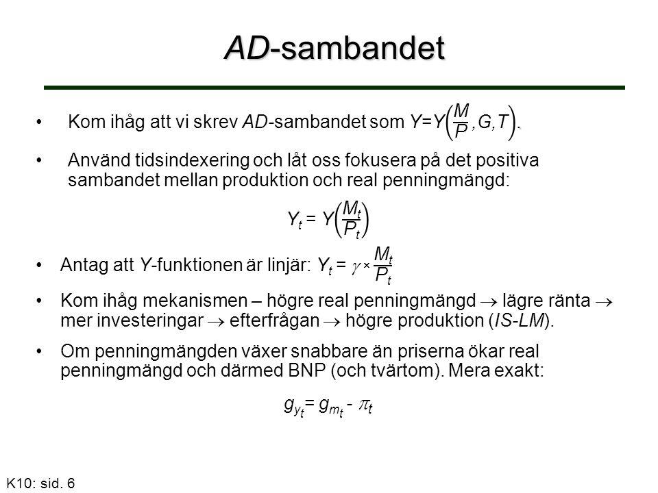 AD-sambandet K10: sid. 6