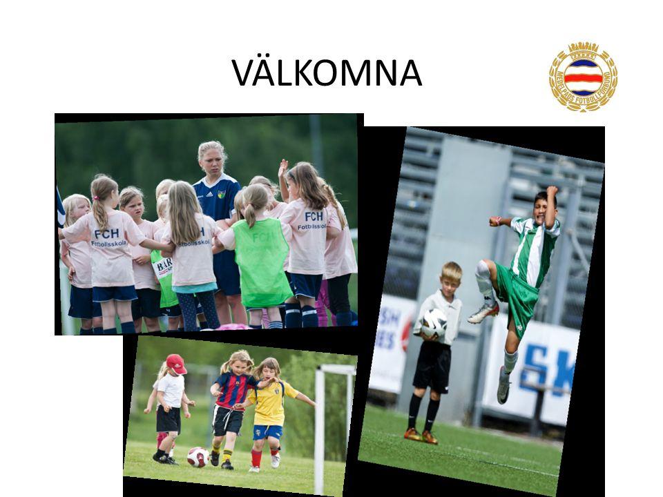 Ur Fotbollens spela lek och lär Barn uppskattar och har behov av en positiv idrottsmiljö där de kan känna sig trygga.