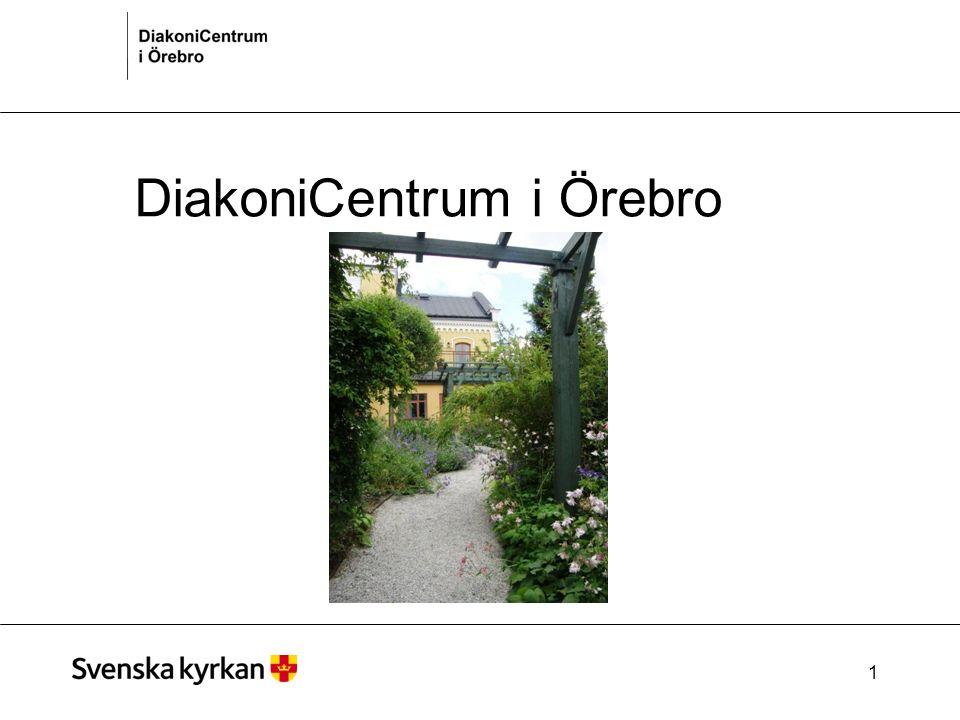 1 DiakoniCentrum i Örebro