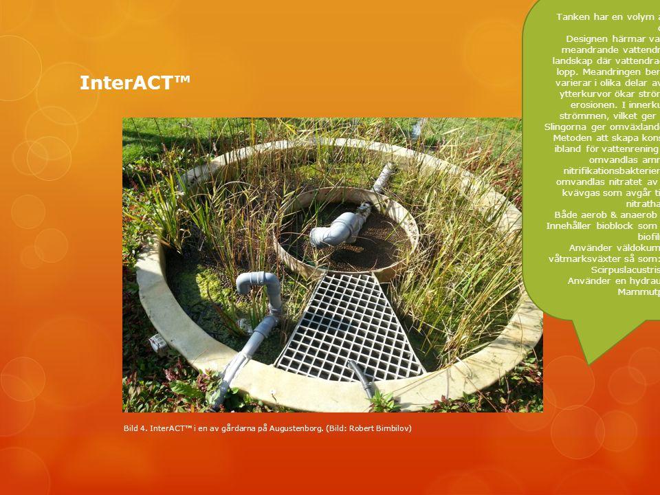 InterACT™ Bild 4. InterACT™ i en av gårdarna på Augustenborg.
