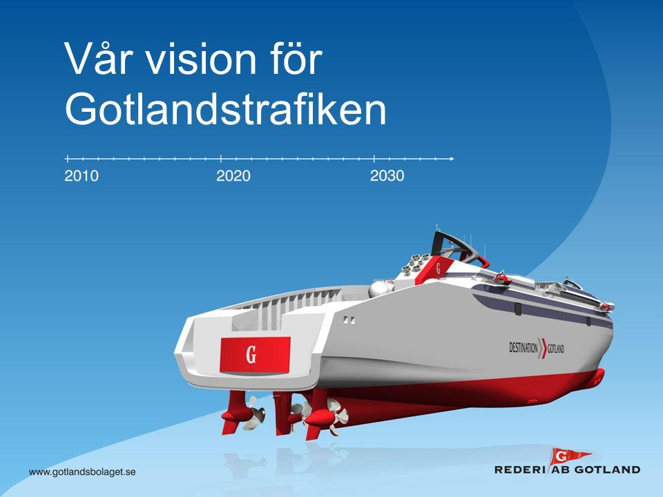Vår vision för Gotlandstrafiken