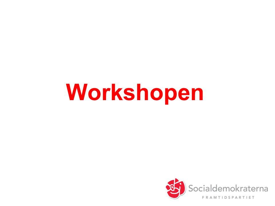 Workshopen