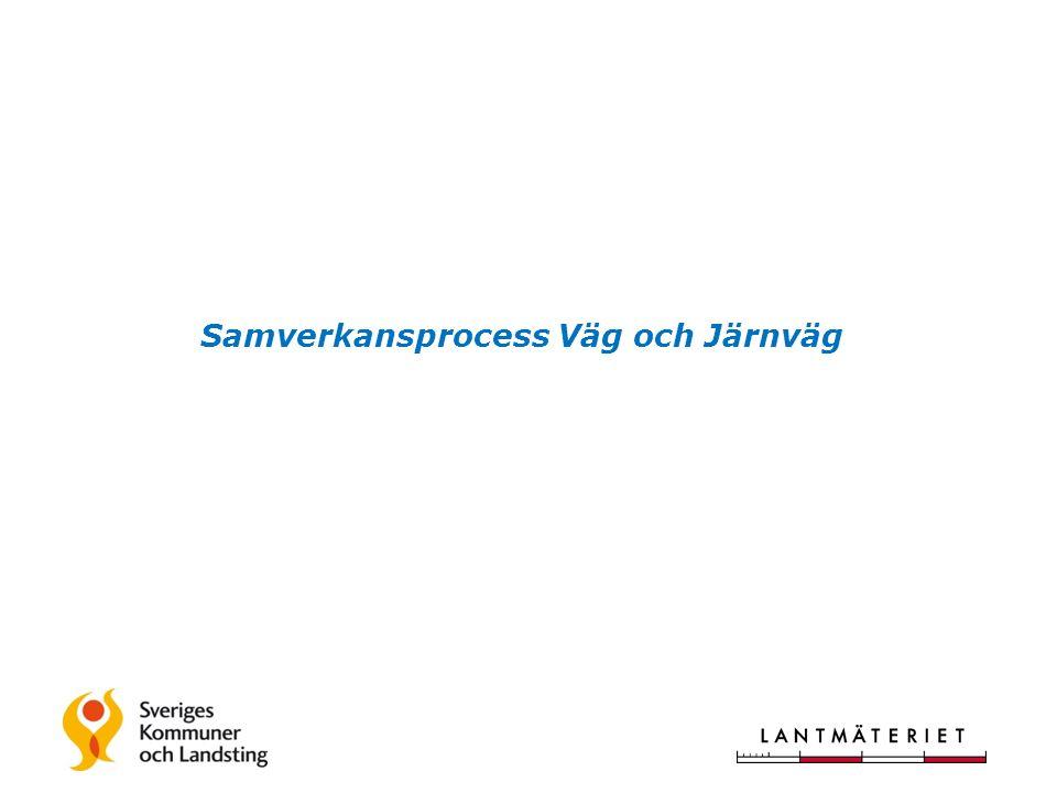 Samverkansprocess Väg och Järnväg