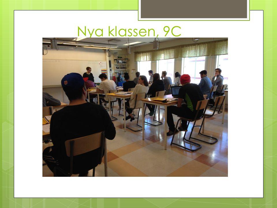 Nya klassen, 9C