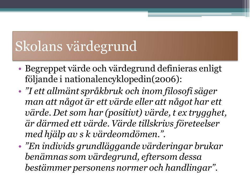 Fostran idag (Fjellström) 1.