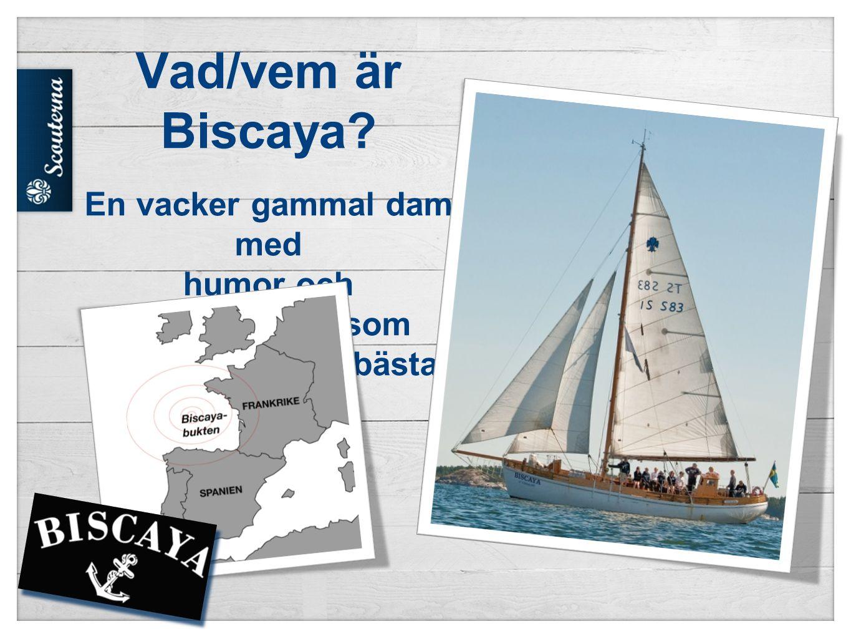 Vad/vem är Biscaya.