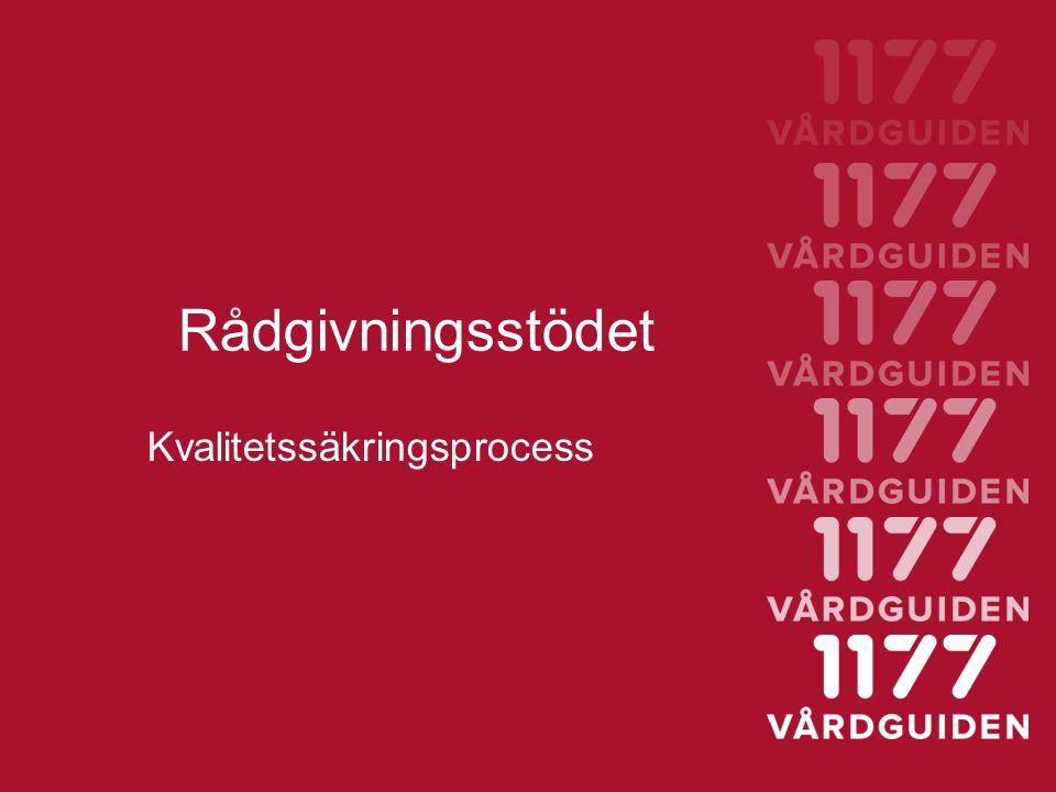 Textproduktion och revidering sker utifrån Sjukvårdsrådgivningarnas behov Nya riktlinjer och rekommendationer Synpunkter från användare, verksamhetschefer och medicinskt ledningsansvariga på sjukvårdsrådgivning samt från klinisk vårdverksamhet 2 2015-01-16Lena Jannesdotter