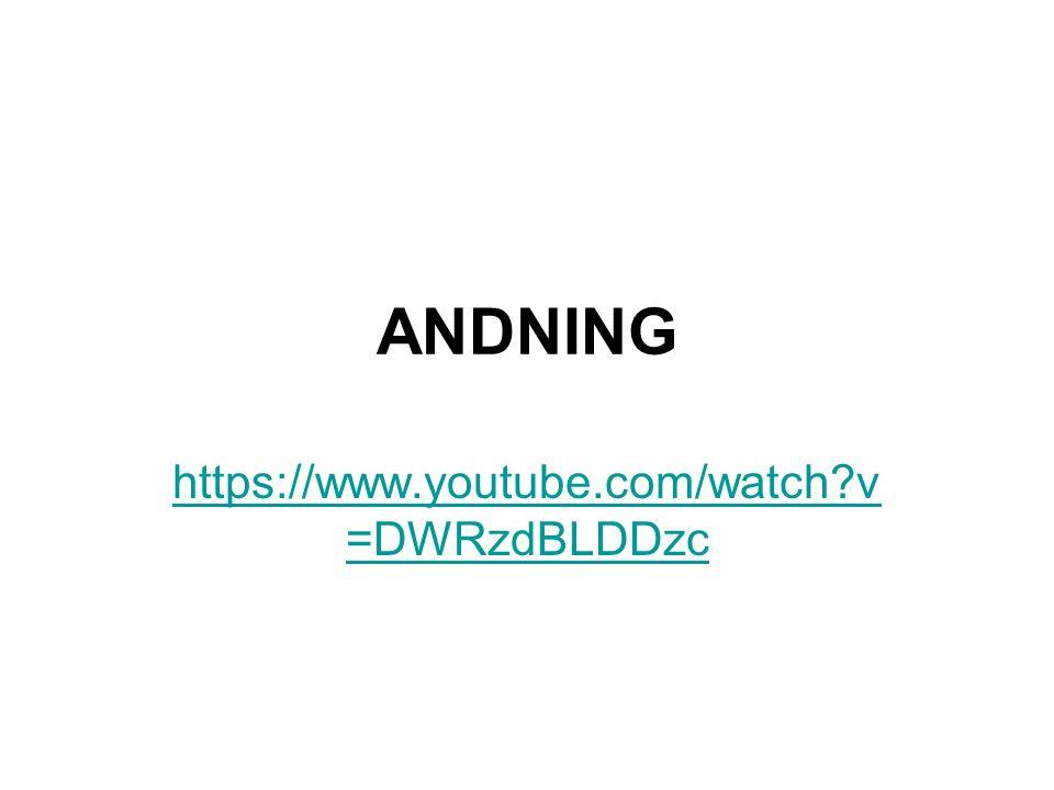 ANDNING https://www.youtube.com/watch?v =DWRzdBLDDzc