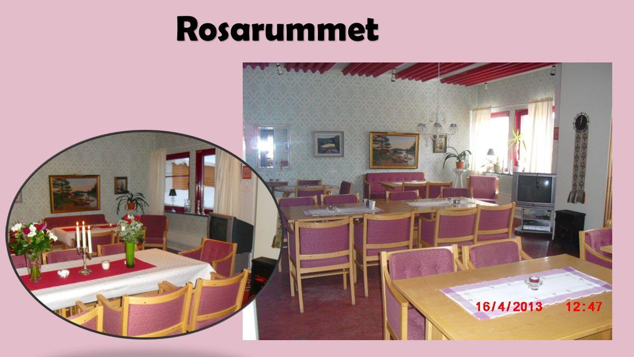 Rosarummet