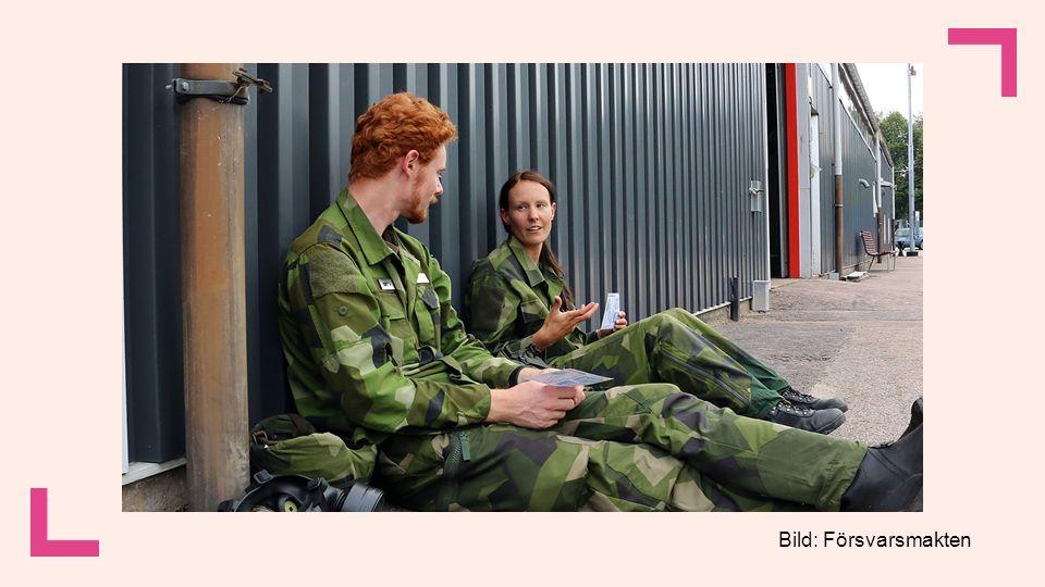 Bild: Försvarsmakten