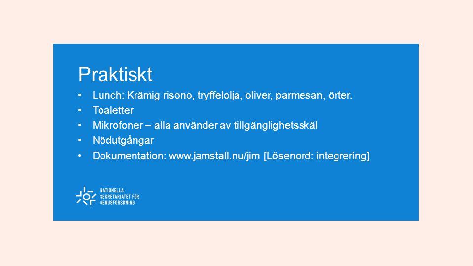 Jämställd och normkritisk kommunikation Karin Bengtsson, projektsamordnare Mikael Almén, projektsamordnare