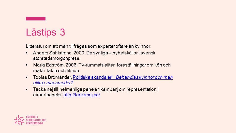 Lästips 2 Statens medieråd. 2014. Duckface/Stoneface.