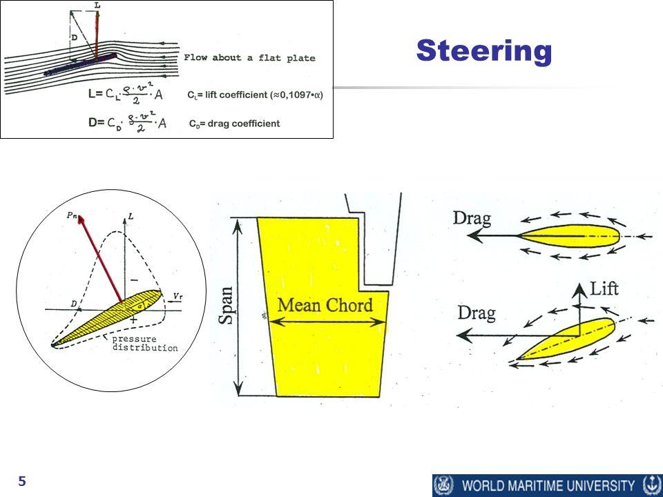 5 Steering