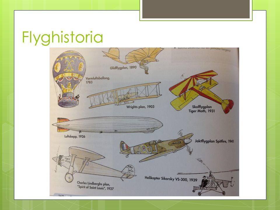 Flyghistoria