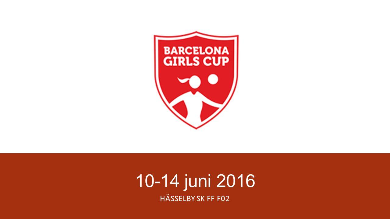 10-14 juni 2016 HÄSSELBY SK FF F02