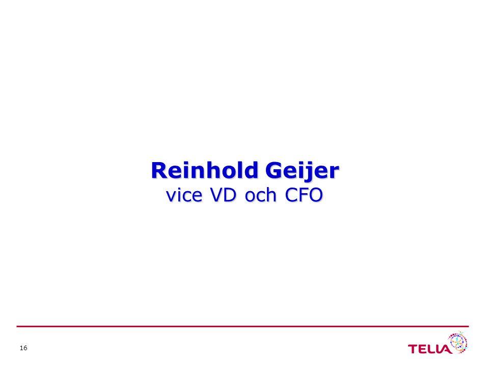 16 Reinhold Geijer vice VD och CFO