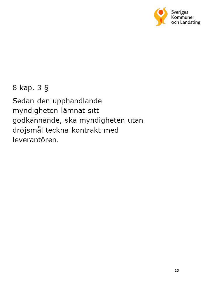 23 8 kap.