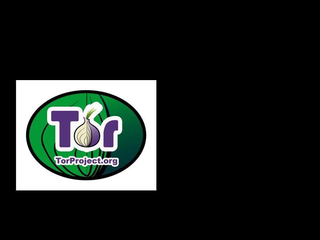 24 Uppgiftslämnaren Alice Journalisten Bob Journalister och uppgiftslämnare behöver Tor för sin säkerhet