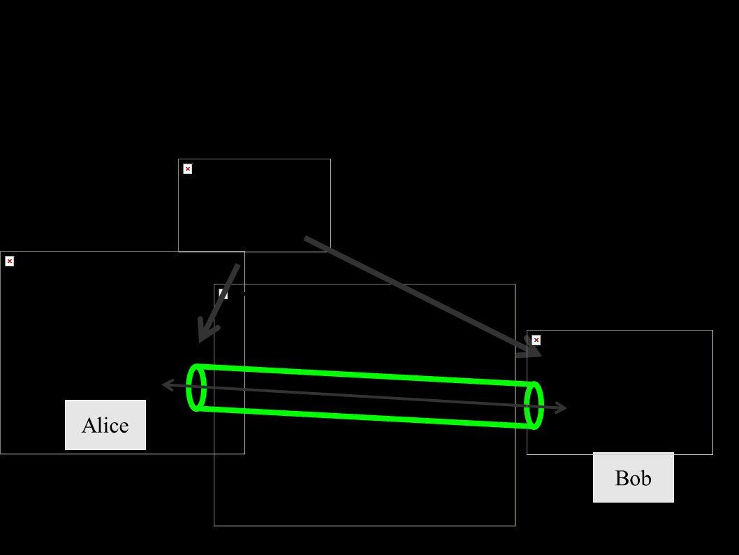 30 Ett ensamt relä är också ett attraktivt mål Bob2 Bob1 Bob3 Alice2 Alice1 Alice3 Relä E(Bob3, X ) E(Bob1, Y ) E(Bob2, Z ) Y Z X Avlyssning och tidmätning på trafiken röjer vilka som kommunicerar med varandra