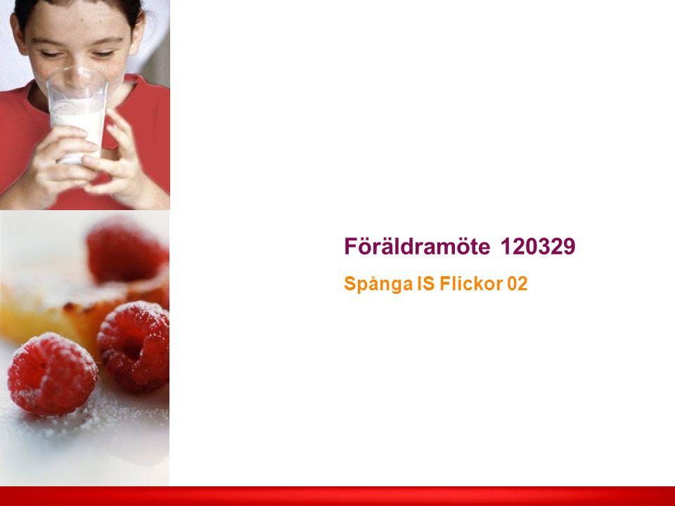 Föräldramöte 120329 Spånga IS Flickor 02